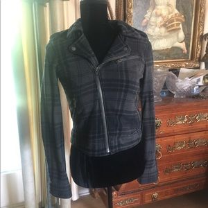 American eagle outfitters plaid motto jack…